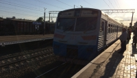 Train to Hydropark.