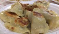 Pierogi! (Photo courtesy of Georgia Tsagkaropoulou, food photographer.)