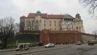 Wawel Castle.